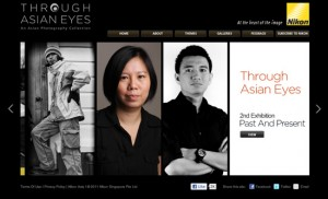 "The 2nd edition of ""Through Asian Eyes"", Ahmad Zamroni, Deanna Ng, and Rahman Roslan (L_R)"